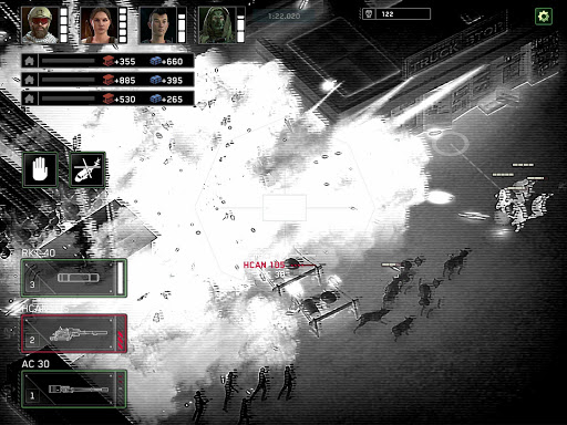 Zombie Gunship Survival apkslow screenshots 12