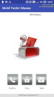 Mobil Yardım Masası - náhled