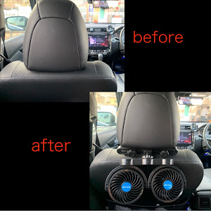 エクストレイル T32 20Xi 4WD BLACKのカスタム事例画像 RYさんの2020年08月04日23:00の投稿
