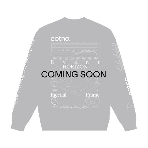 Event Horizon 2- EOTNA x Futur Neue - sweat shirt