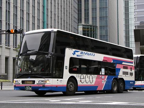 西日本JRバス「青春エコドリーム」 3994