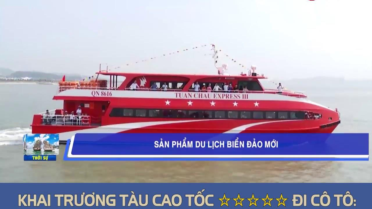 Cẩm nang mua vé tàu cao tốc du lịch Cô Tô nhanh, rẻ