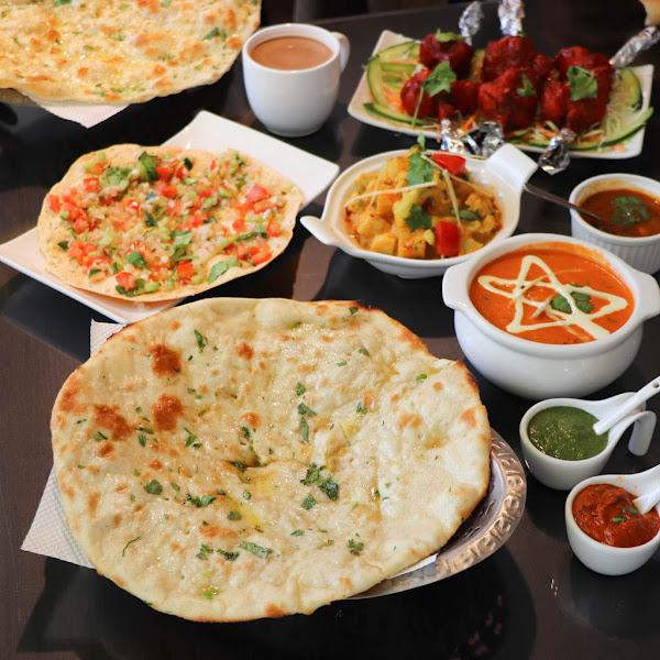 印度人開的正統印度料理,Sree India Palace斯里印度餐廳,多達百種道地印度菜,不用出國就吃得到!