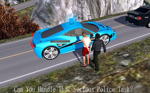 San Andreas Hill Police screenshot 3