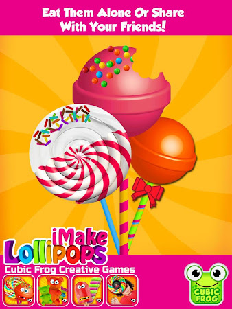 iMake Lollipops - Candy Maker 6.7 screenshot 240449