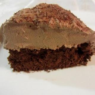 Chocolate Mousse Cake V.