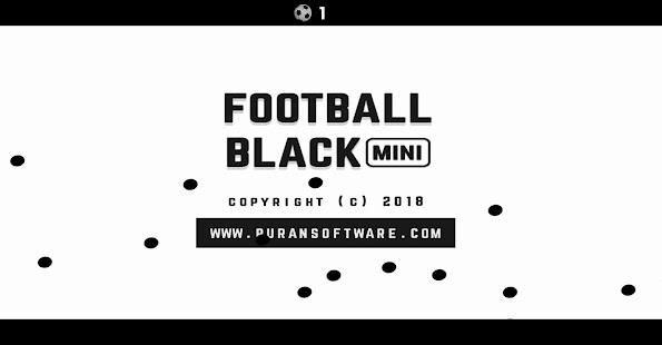 Football Black Mini Screenshot