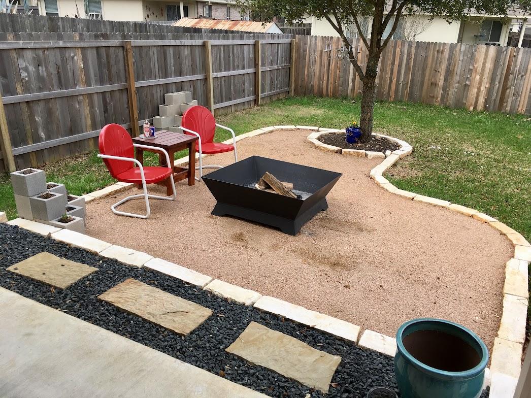 adding a patio