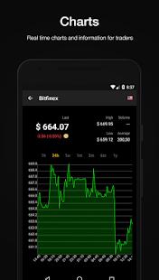 Biticker - Bitcoin Price - náhled