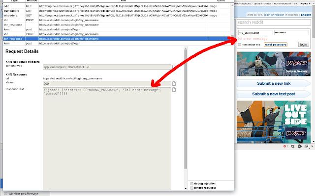 Tamper Chrome (extension)