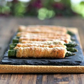 Crescent-Wrapped Asparagus.