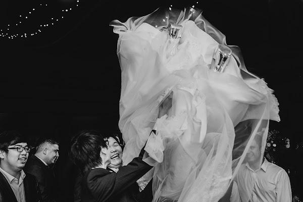 Fotógrafo de bodas David Chen chung (foreverproducti). Foto del 11.01.2018