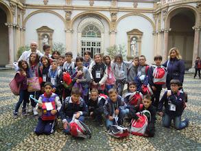 """Photo: 14/10/2014 - Scuola elementare """"Walt Disney di Nichelino"""" (To). Classe V A."""