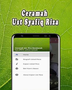 Download Ceramah Syafiq Riza Basalamah MP3 Offline For PC Windows and Mac apk screenshot 1