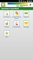 Screenshot of CRCento SmartBank