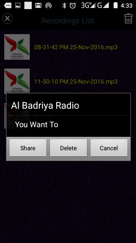 Al Badriya Radio- screenshot