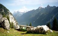 Photo: Puittal , Puitegg - Ahrnspitze und Ahrnplattenspitze, Wetterstein, Tirol Zur Tourenbeschreibung: http://pagewizz.com/wanderungen-und-ausfluege-in-den-alpen-liste-nach-regionen/