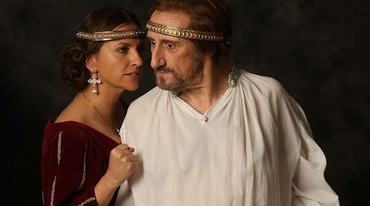 José Luis Gil es 'Eduardo II, Ojos de Niebla', este viernes en Almería