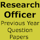 Download Research Officer Previous year Question papers pdf For PC Windows and Mac