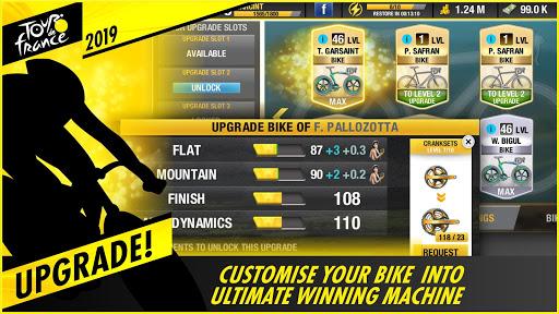 Tour de France 2019 Official Game - Sports Manager apkdebit screenshots 5