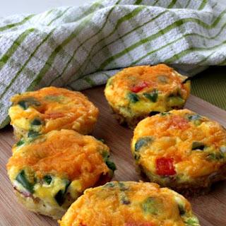 Omelet Breakfast Bites.