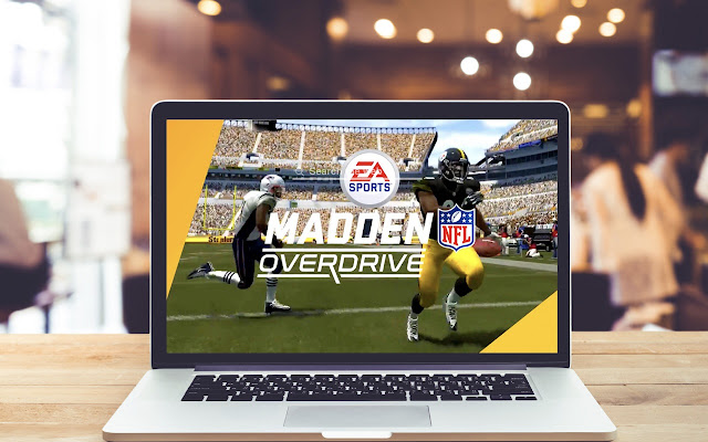 Madden NFL Overdrive HD Wallpapers Game Theme