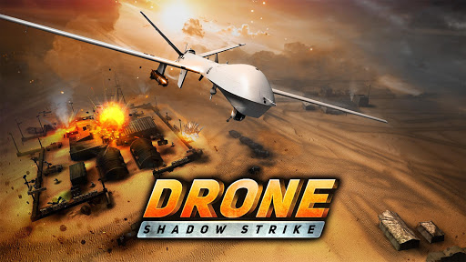 Drone Shadow Strike  captures d'écran 1