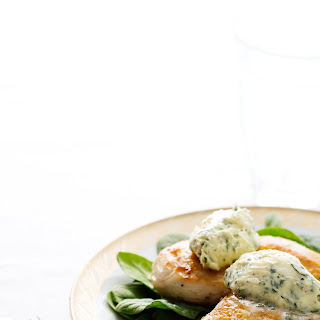 Keto Chicken with Herb Butter Recipe