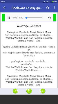 Lirik Lagu Ya Asyiqol Musthofa - Terkini Banget