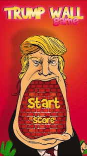 Trump Wall Game - náhled