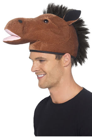 Hatt, häst