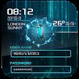 Password Lock Screen Prank icon