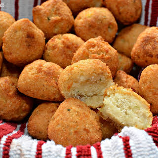 Sweet Southern Hush Puppies Recipes.