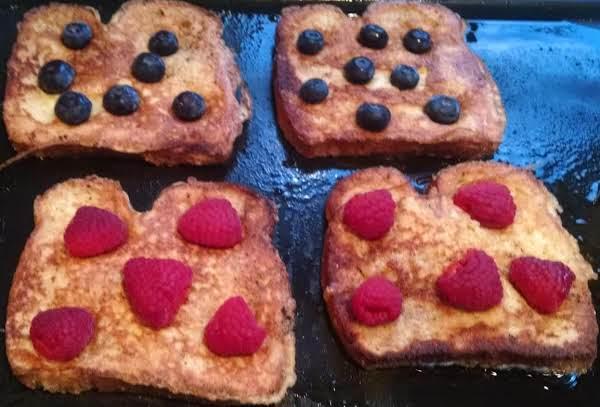 Sunday Morning French Toast Breakfast