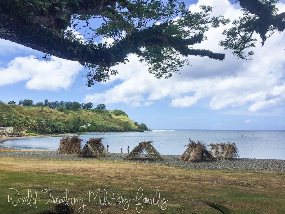 Emetic Bay - Guam