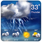 Hourly weather forecast Pro 16.6.0.50022