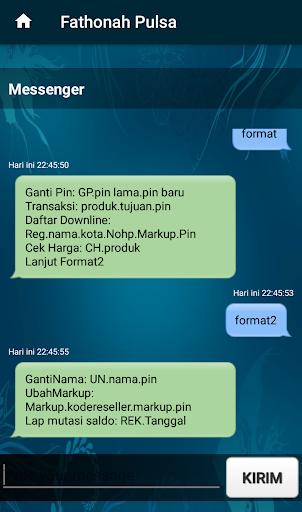 Fathonah Pulsa 2.7 screenshots 6