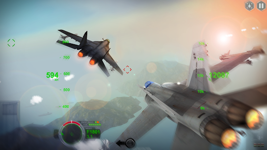 AirFighters MOD (All Planes Are Unlocked) 1