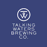 Logo for Talking Waters Brewing Co.