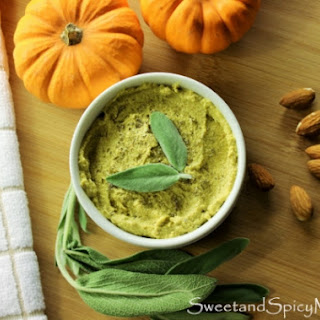 Roasted Pumpkin Pesto