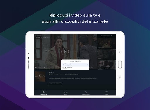 Mediaset Play 5.3.1 Screenshots 12