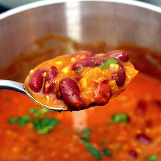 Red Kidney Bean Curry [Rajmah] Recipe