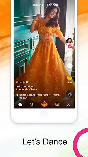 Changa Indian app screenshot 2