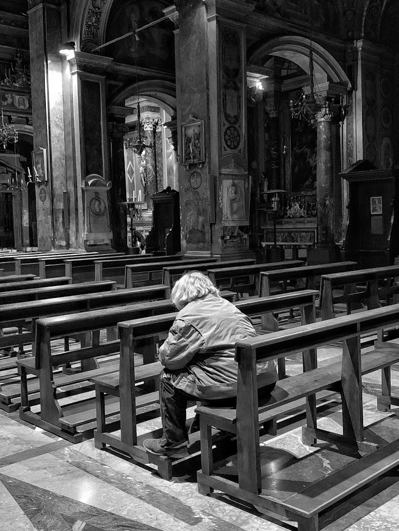 Il peso della solitudine di sitri__