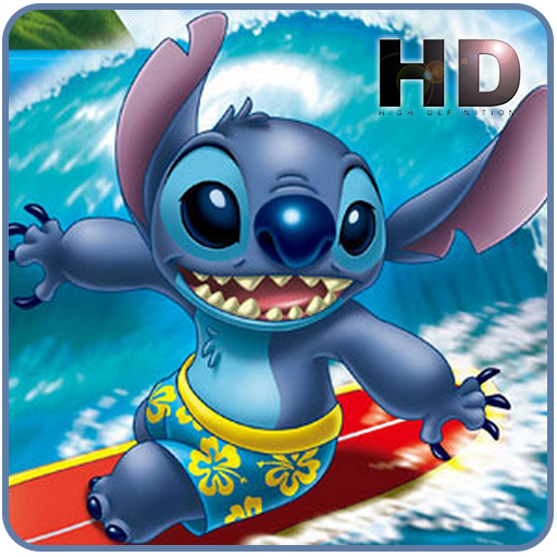 Lilo Stitch Wallpaper Wall Giftwatches Co
