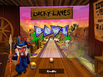 Lucky Lanes Bowling- screenshot thumbnail