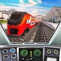 Euro Train Simulator Games 2019 icon