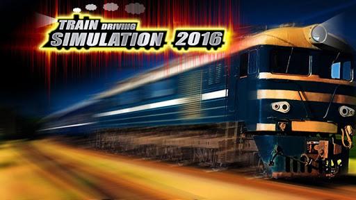 Train Driving Simulator 2016