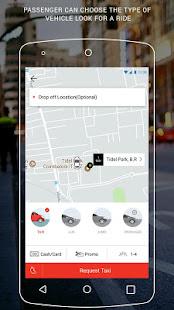 Taximobility-Passenger - náhled