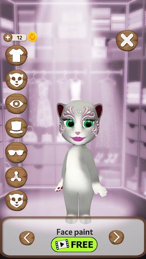 Talking Cat Lily 2 1.9.1 screenshots 1